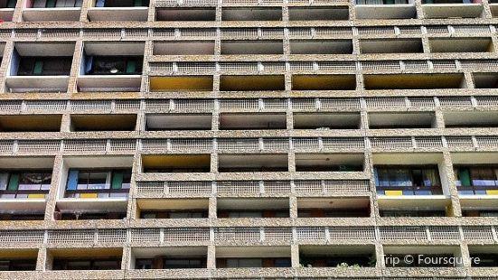La Maison Radieuse (Le Corbusier)