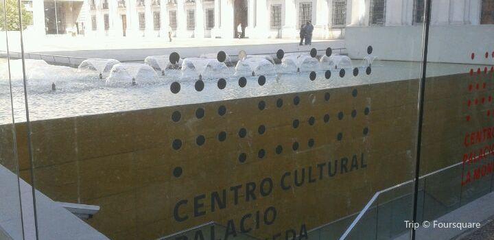 Centro Cultural Palacio La Moneda1