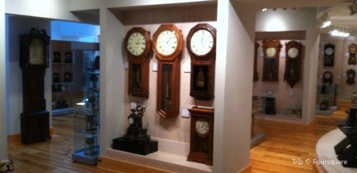 Cullis & Gladys Wade Clock Museum