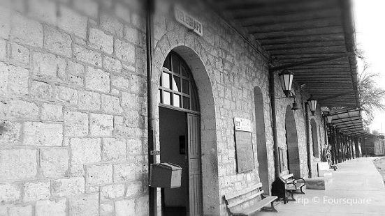 Museo del Ferrocarril Mexicano del Sur