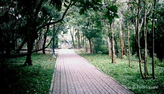 Dushi Shenlin Bathing Spot
