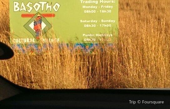 Basotho Cultural Village3