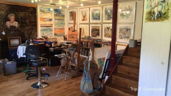 Harris Art Gallery