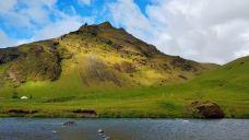 森林瀑布-冰岛南部区-系统错误提示