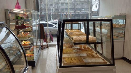 甜甜的烘焙店