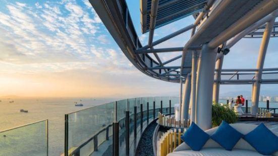 鳳凰島度假酒店天空酒廊