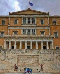无名战士纪念碑-雅典-小凌60