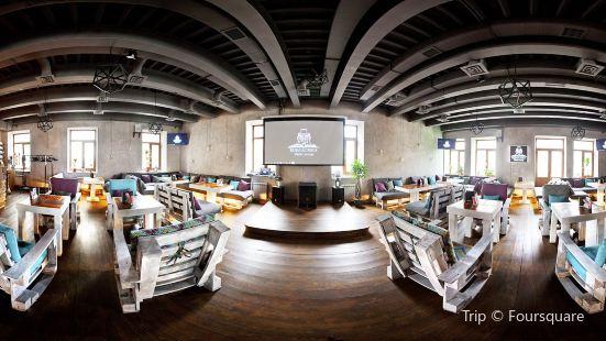 Biblioteka Shisha Lounge