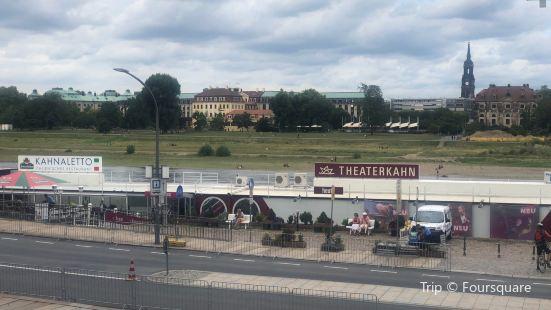 Theaterkahn - Dresdner Brettl