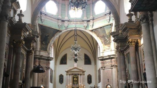 Iglesia de San Diego de Alcalá