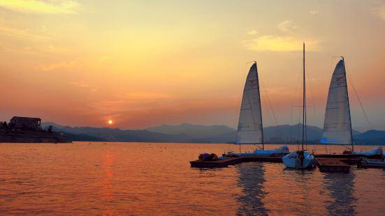 綠地太平湖皮划艇水上娛樂中心