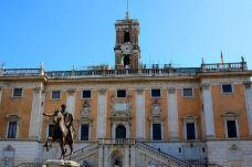 卡比托利欧广场-罗马-小思文