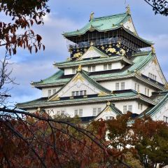 Osaka Castle Park User Photo