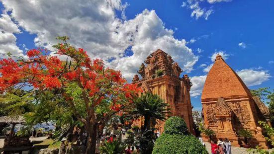 Ponagar Temples