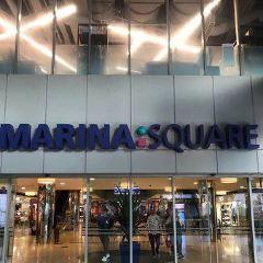 마리나 스퀘어 여행 사진
