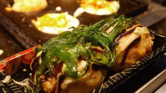 海道章魚燒