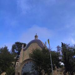 눈물 교회 여행 사진
