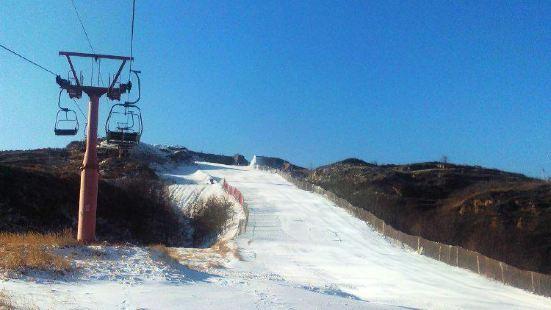 메이위안 난산 스키장
