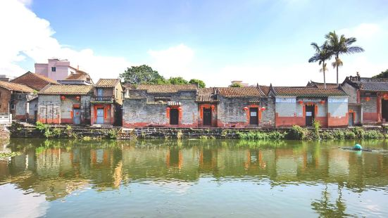 Nanshe Ming and Qing Ancient Village