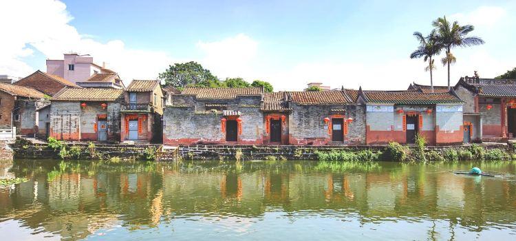 Nanshe Ming and Qing Ancient Village