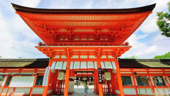Shimogamo Shrine