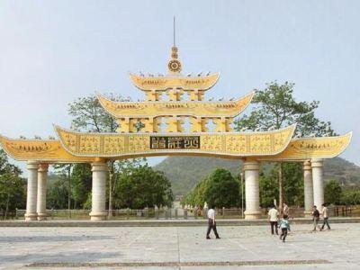 敢壯山布洛陀文化旅遊區