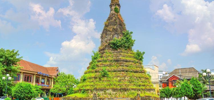 Black Stupa/That Dam
