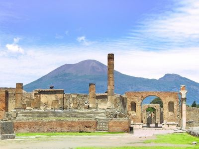 The Ancient City of Pompeii