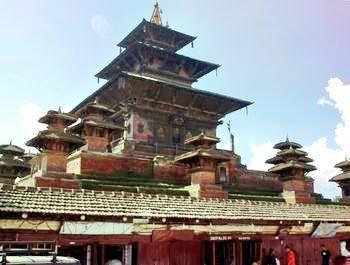 德古塔蕾珠廟