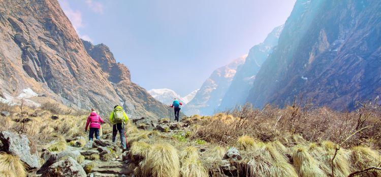 Annapurna Base Camp Trekking Route