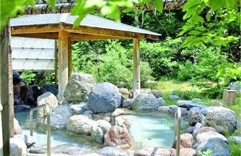 朝里川溫泉
