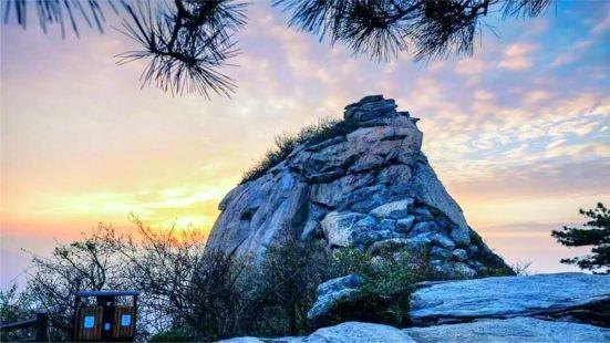 Jigongshan Scenic Area