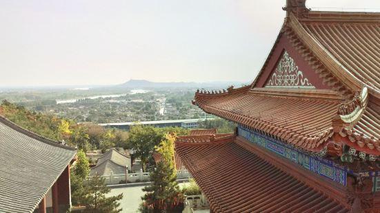 Hengshan Dajue Temple
