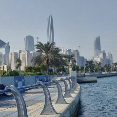 Abu Dhabi artificial island User Photo