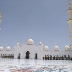 그랜드 모스크 여행 사진