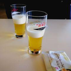 아사히 맥주공장 여행 사진
