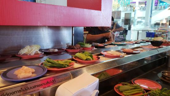 Shabu shi buffet