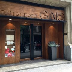 Restaurant Gaig User Photo