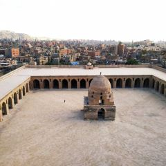 Mosque of Ibn Tulun 여행 사진