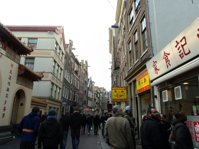 Zeedijk Attractions 虹口布雷小工兵 Amsterdam Travel Review