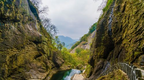 燕子河大峽谷