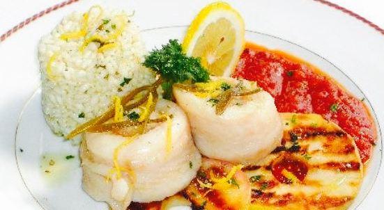 Dubrovnik Restaurant at Hotel Kazbek