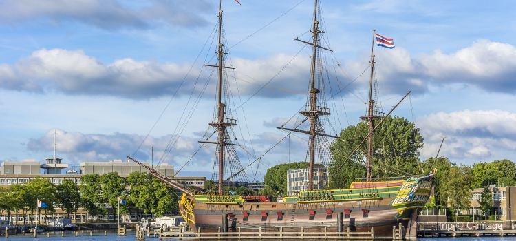 荷蘭國家海事博物館1