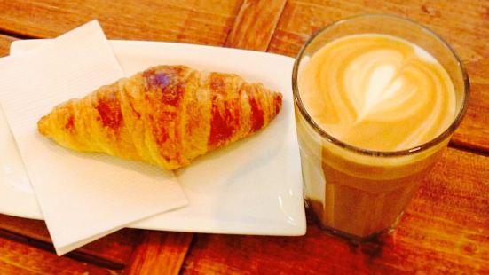 The Little Yellow Coffeeshop
