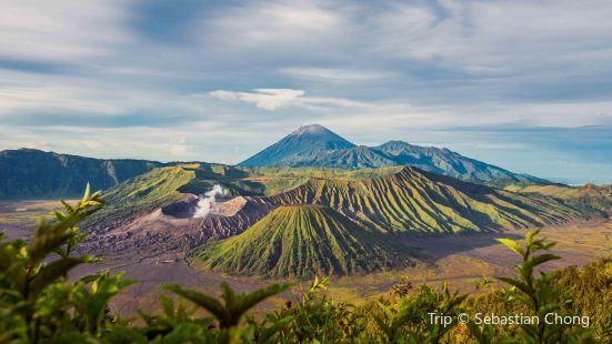 브로모 화산