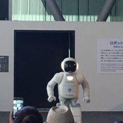 일본과학미래관 여행 사진