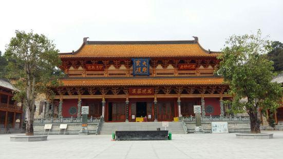 Changshou Temple (East Gate)