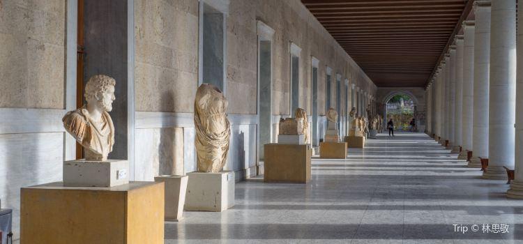 阿塔羅斯柱廊3