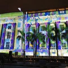 싱가포르 국립 미술관 여행 사진