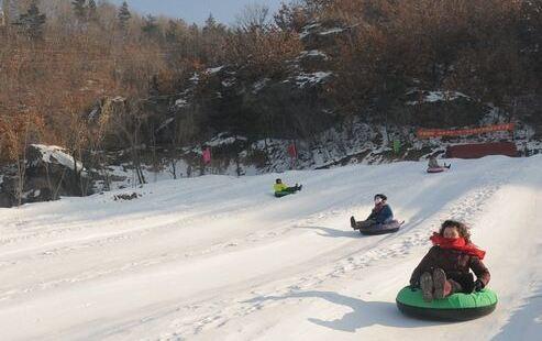大灣滑雪場